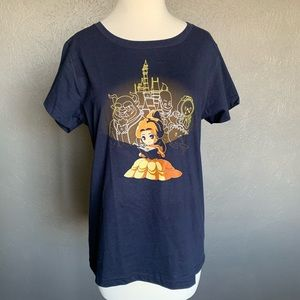Disney Belle, Beauty and the Beast Top
